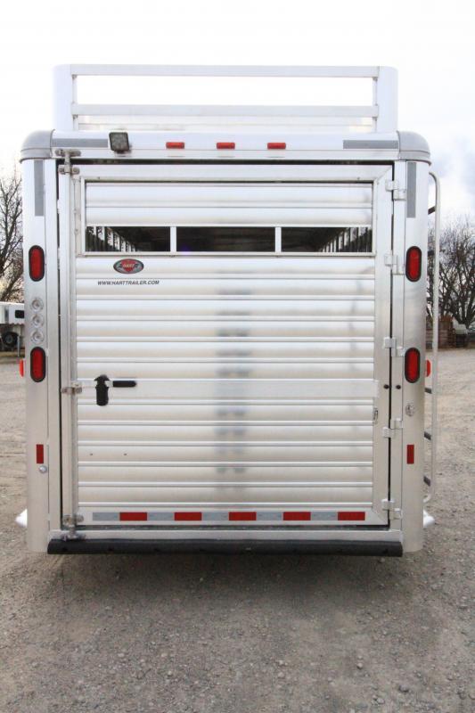 2020 Hart Lariat 20' GN Smart Tack Horse Trailer