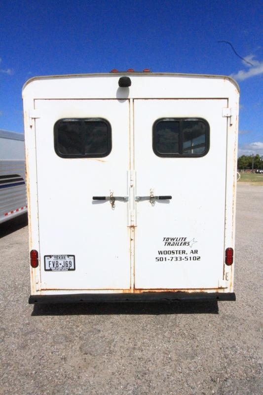 2010 Towlite 3 Horse GN