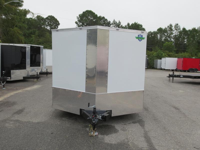 2019 8.5X24 Tandem Axle Enclosed Cargo Trailer