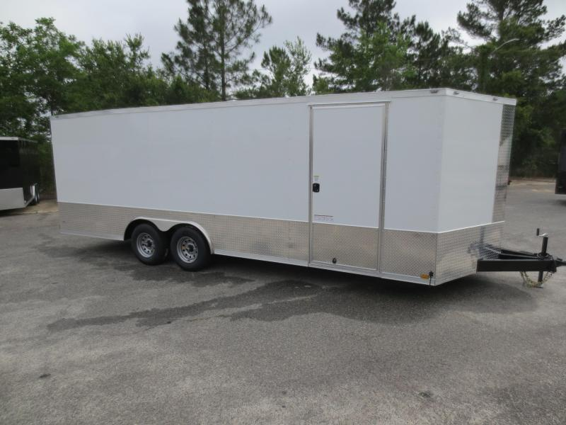 8.5X22 Tandem Axle Enclosed Cargo Trailer