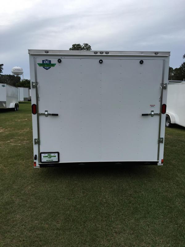 2019 8.5x20 Tandem Axle Enclosed Cargo Trailer