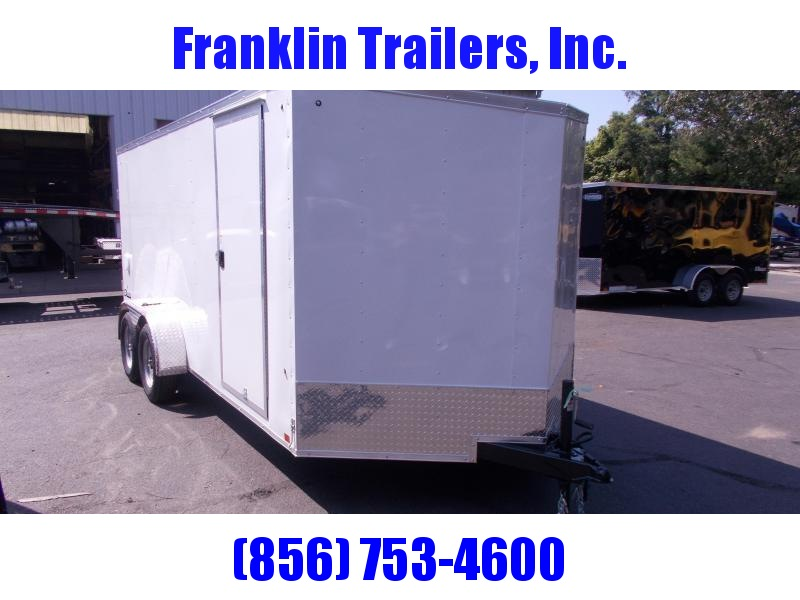 2020 Cargo Express 7X16 Enclosed Cargo Trailer 2021031