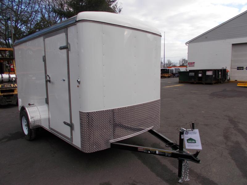 2020 Carry-On 6X12 Enclosed Cargo Trailer 2021432