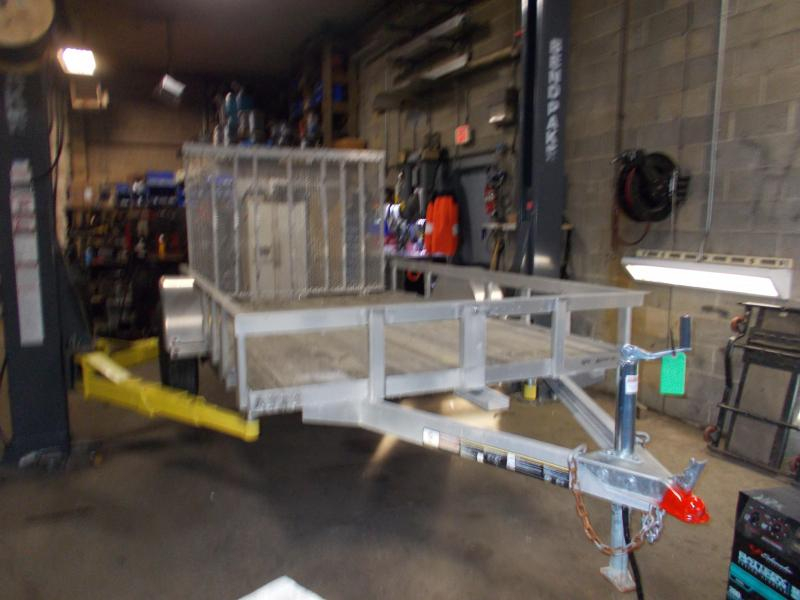 2020 Carry-On 6X10 Utility Trailer 2021306