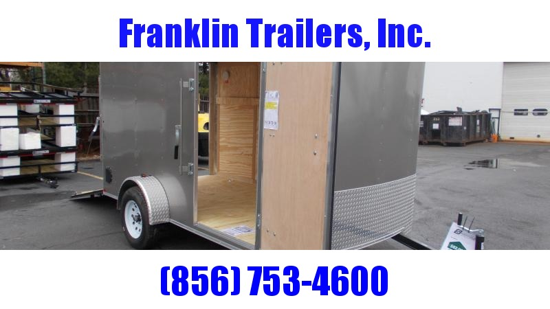 2020 Carry-On 6X12 Enclosed Cargo Trailer 2022021