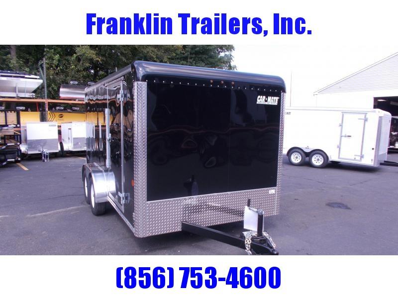 2019 Car Mate 7x14 Enclosed Cargo Trailer 2020963