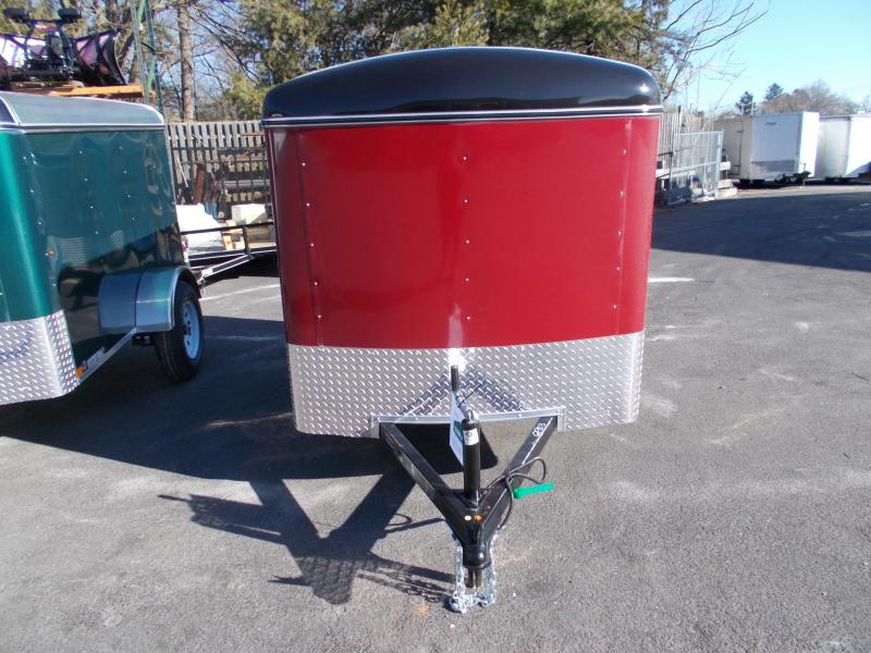 2020 Carry-On 5X8 Enclosed Cargo Trailer 2021874