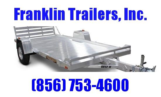 2020 Aluma 68x12H Aluminum Utility Trailer 2020216