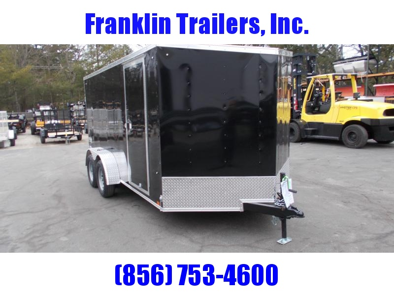 2021 Cargo Express 7X14 Enclosed Cargo Trailer 2021647