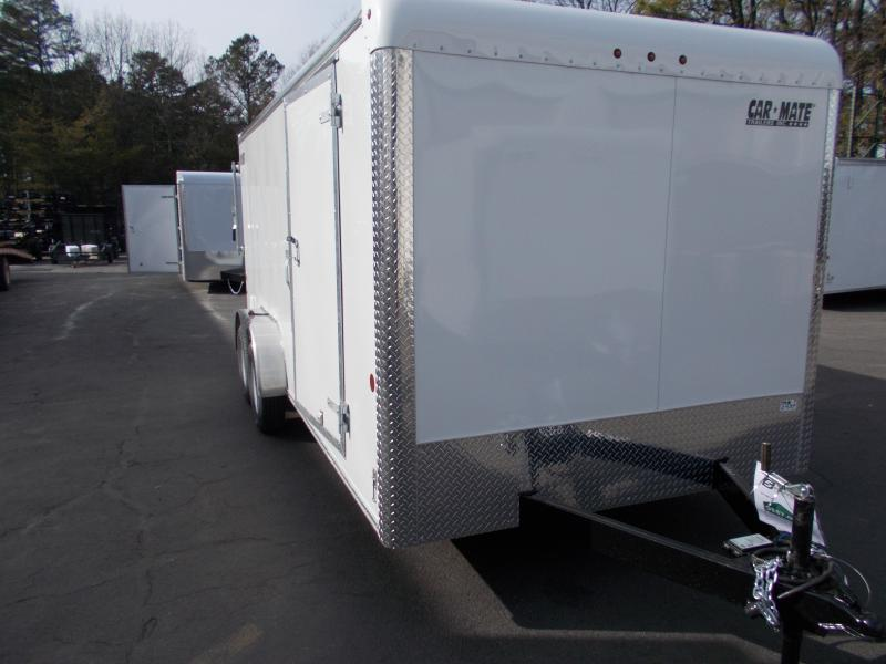 2020 Car Mate 7 X 16 Cargo Trailer 2021808