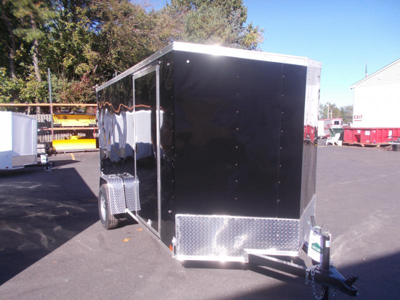 2020 Cargo Express 6X12 Enclosed Cargo Trailer 2021141
