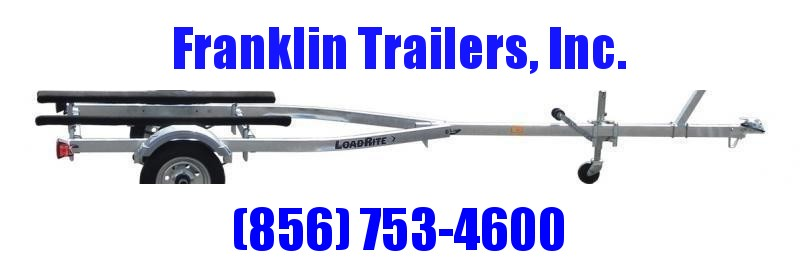 2020 Load Rite 16F1200W Small V-Bunk (Welded Frame) Watercraft Trailer 2021490