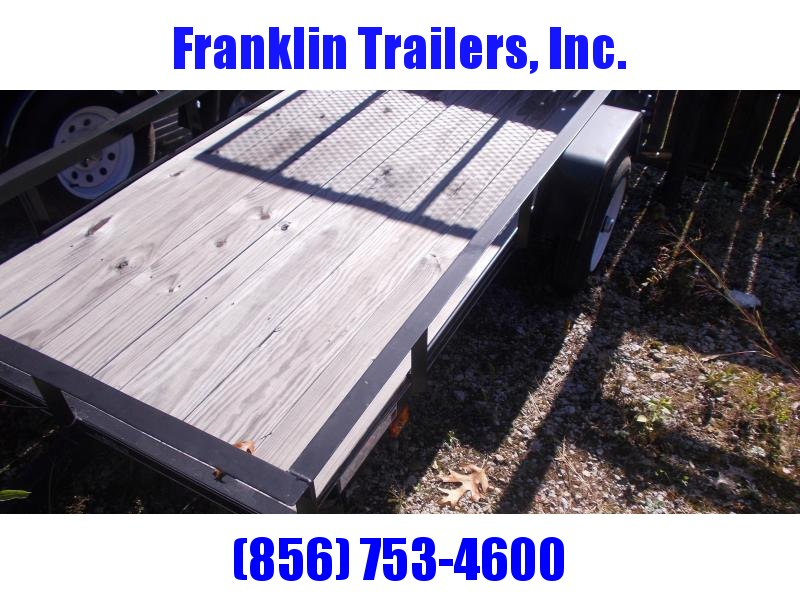 2020 Carry-On 4X8 Utility Trailer 2021112