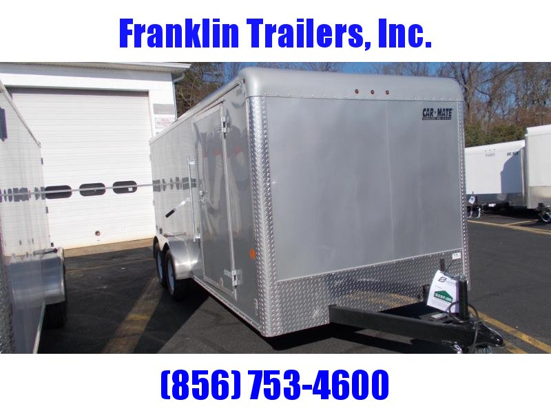 2020 Car Mate 7 X 16 Cargo Trailer 2021955