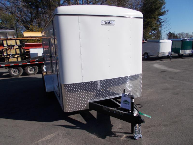 2020 Carry-On 7X14 Enclosed Cargo Trailer 2021878