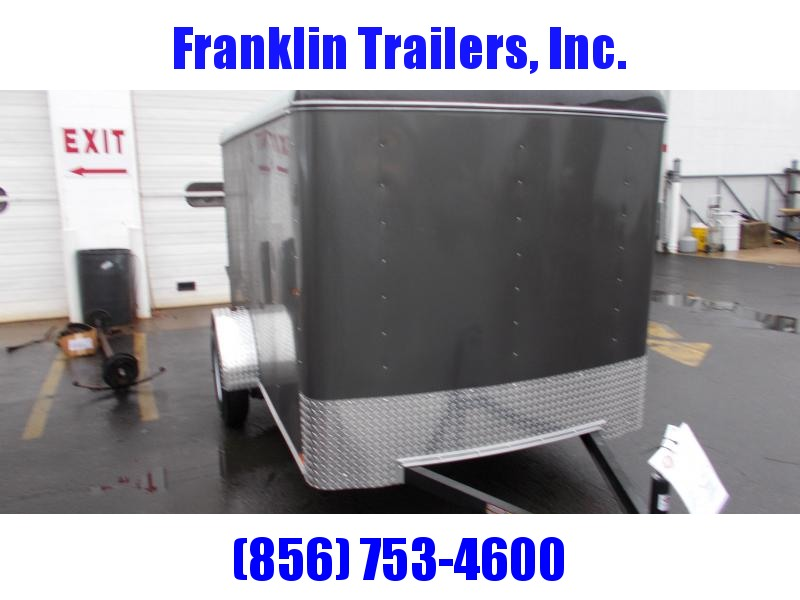 2020 Carry-On 6X10 Enclosed Cargo Trailer 2021347