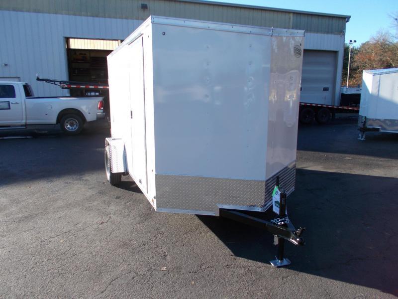 2020 Cargo Express 6X12 Enclosed Cargo Trailer 2021282