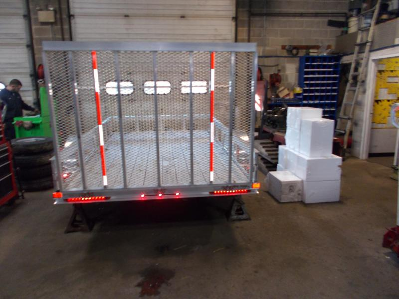 2020 Carry-On 6X10 Utility Trailer 2021322