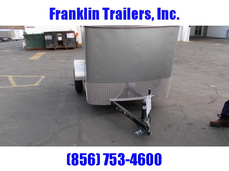 2020 Carry-On 5X8 Enclosed Cargo Trailer 2021638