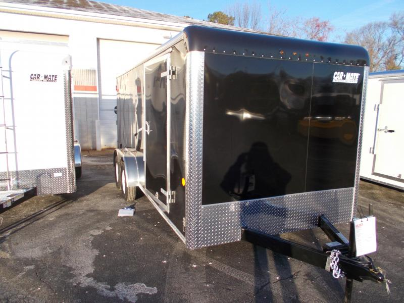 2020 Car Mate 7 X 16 Cargo Trailer 2021358