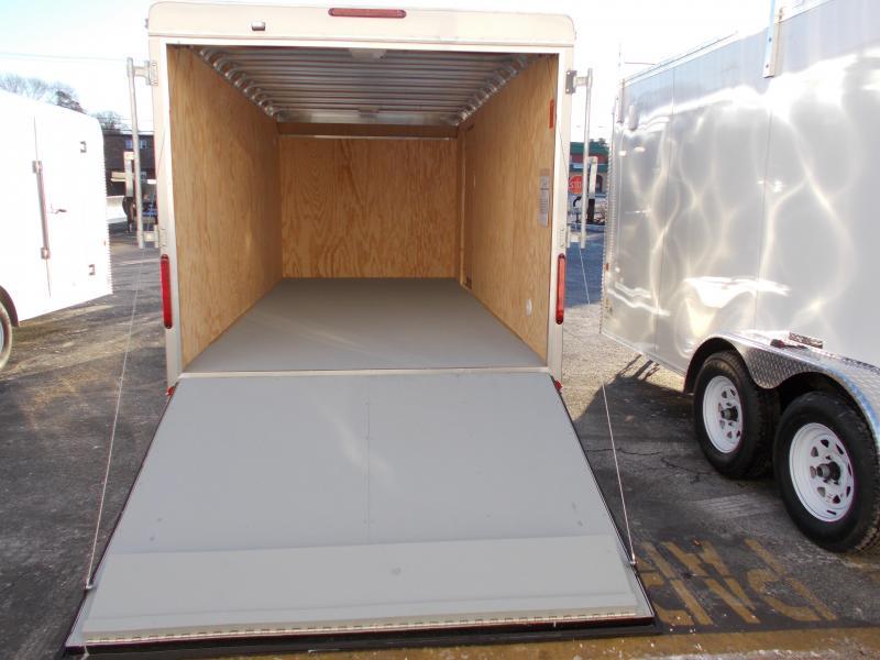 2020 Car Mate 7 X 16 Cargo Trailer 2021358