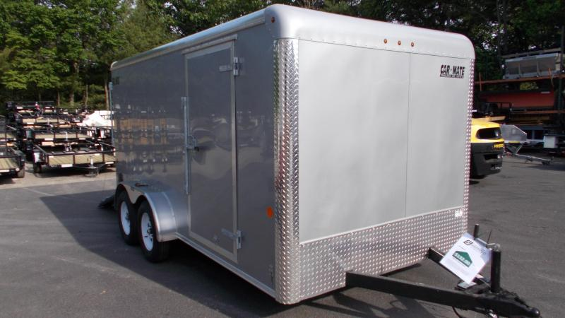 2020 Car Mate 7 X 14 Cargo Trailer 2022328