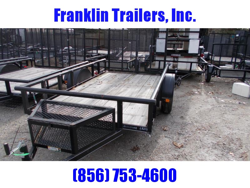 2020 Carry-On 5.5X10 Utility Trailer 2021195