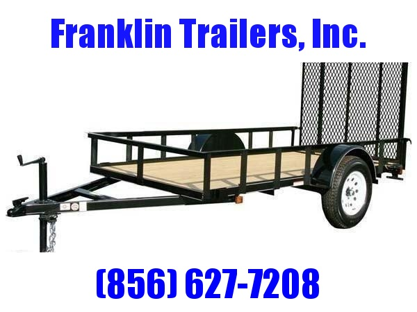 2020 Carry-On 5X8 Utility Trailer 2021811