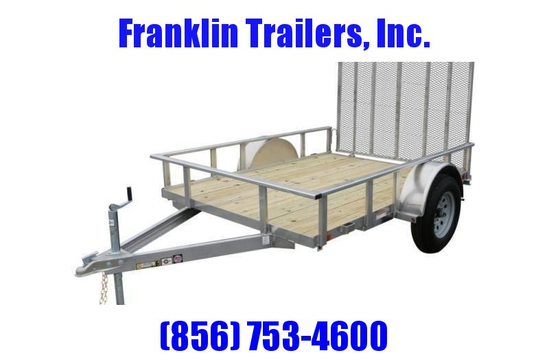 2020 Carry-On 6X12 ALUM Utility Trailer 2021216