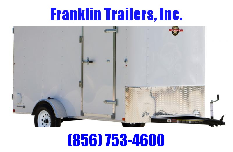 2019 Carry-On 6X12 Enclosed Cargo Trailer 2020701