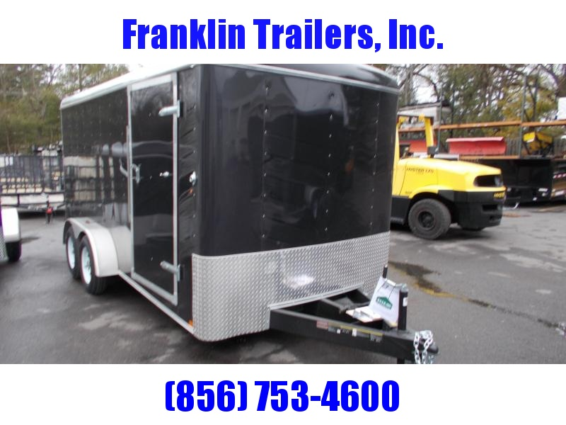 2020 Carry-On 7X16 Enclosed Cargo Trailer 2021706