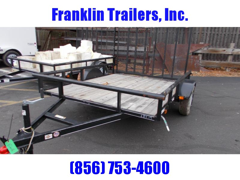 2020 Carry-On 6X8 Utility Trailer 2021258