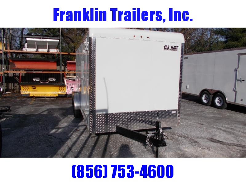 2020 Car Mate  7X16 - 7'W Tandem Axle Custom Cargo Trailer  2021365