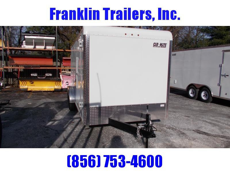 2020 Car Mate  7X16 - 7'W Tandem Axle Custom Cargo Trailer  2021365