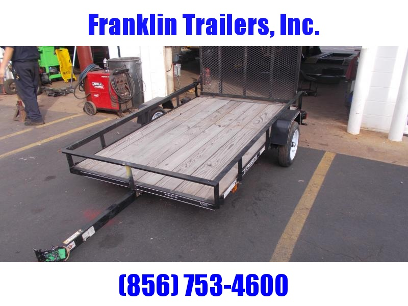 2020 Carry-On 5X8 Utility Trailer 2021012