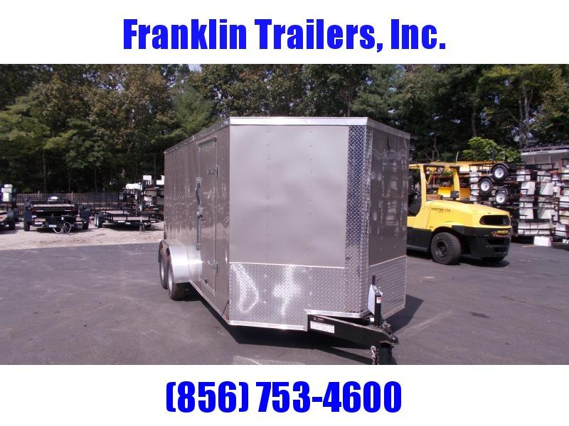 2020 Lark 7X16 Enclosed Cargo Trailer 2021023