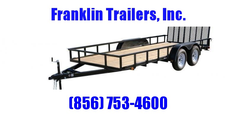 2020 Carry-On 6X12GW2BRK Utility Trailer 2021751