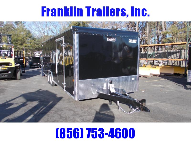2020 Car Mate 8.5x24 Car / Racing Trailer 2021653