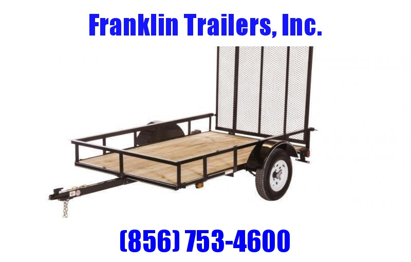 2020 Carry-On 5X8 Utility Trailer   STOCK# 2022128