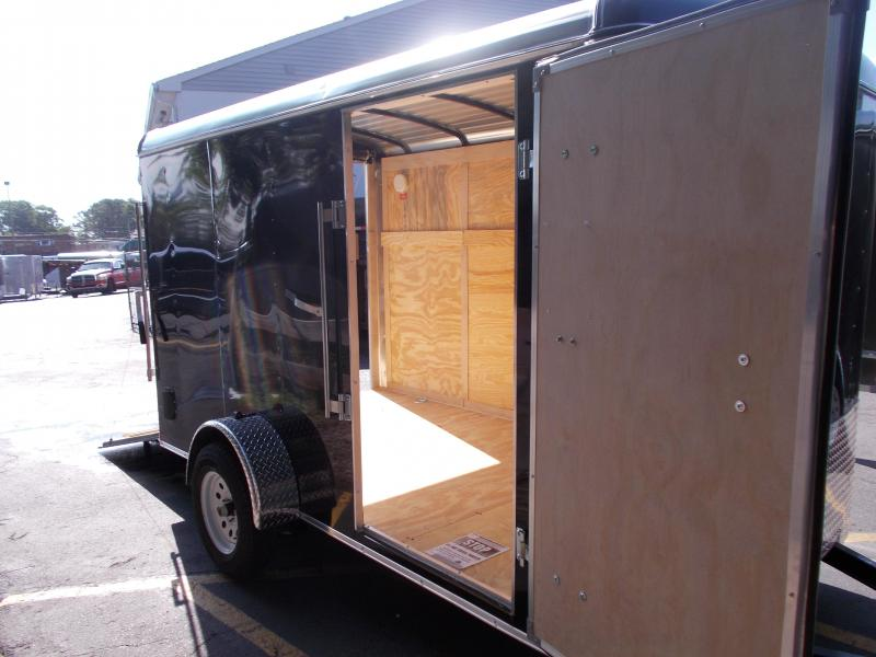 2019 Carry-On 6X12 Enclosed Cargo Trailer 2020695