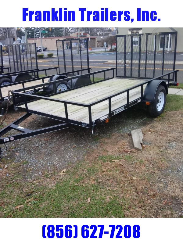 2020 Carry-On 6X12 Utility Trailer 2021224
