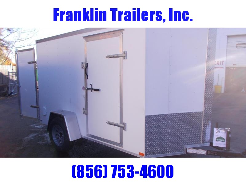 2020 Lark 6X10 Enclosed Cargo Trailer 2021168