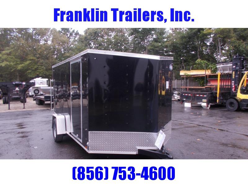 2020 Cargo Express 7X12 Enclosed Cargo Trailer 2021123