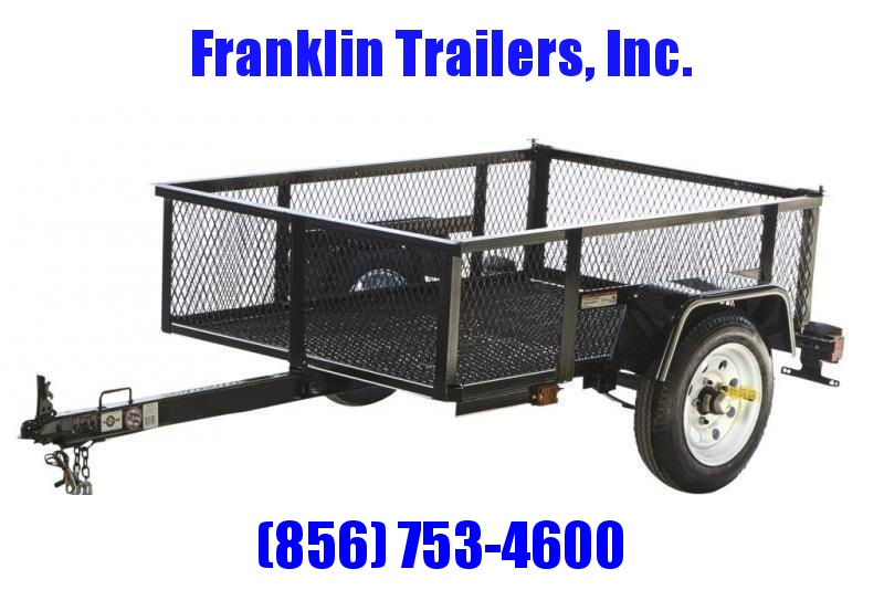 2020 Carry-On 3.5X5 Utility Trailer 2021846