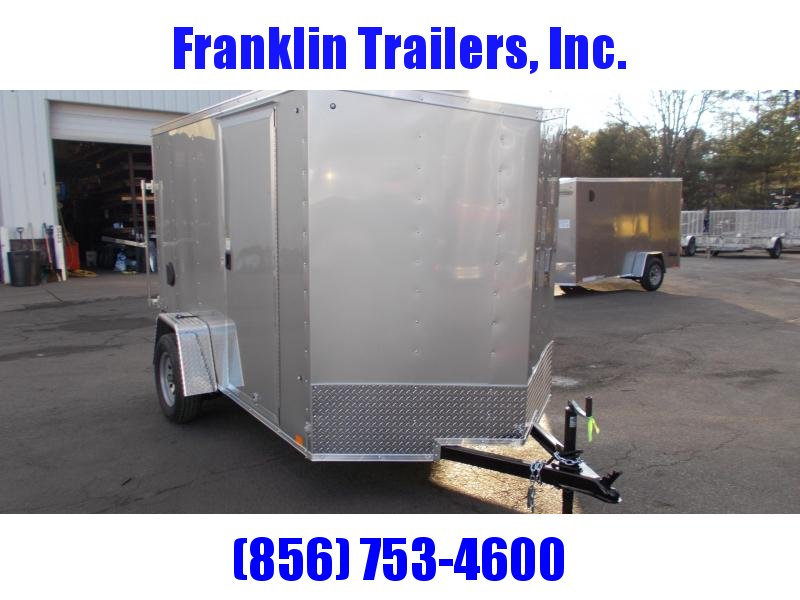 2020 Cargo Express 6X10 Enclosed Cargo Trailer 2021482