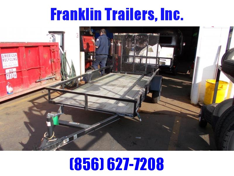 2020 Carry-On 5X10 Utility Trailer 2021192