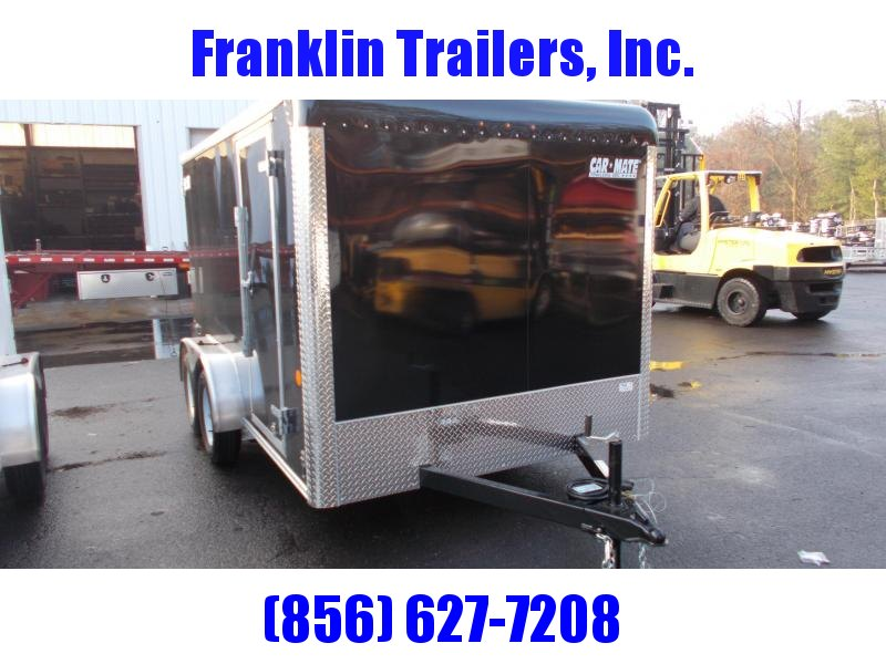 2020 Car Mate  7X12 Enclosed Cargo Trailer 2021467