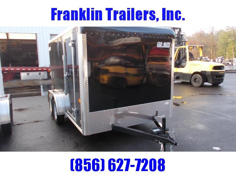 2020 Car Mate  7X12 Enclosed Cargo Trailer 2021467