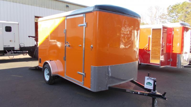 2020 Carry-On 6X12 Enclosed Cargo Trailer 2022090