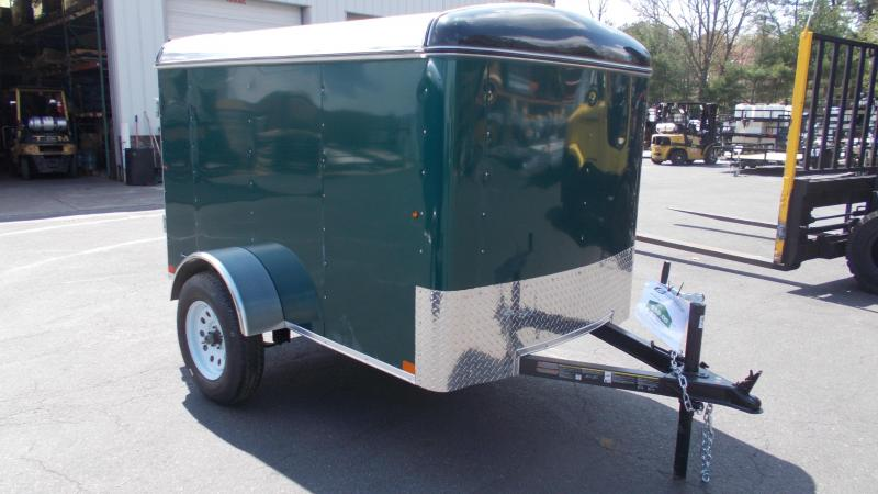 2020 Carry-On 5X8 Enclosed Cargo Trailer 2022146